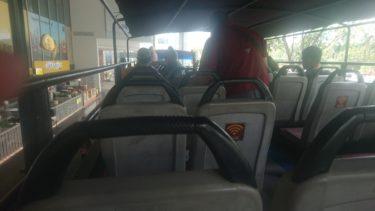シンガポール 地下鉄MRTとバスの乗り方、便利なSuica的カードも