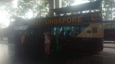 シンガポールをくまなく散策 街中観光バス「BIG BUS」が超オススメの理由3つ
